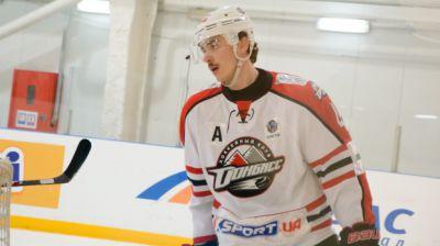 Виктор Захаров. Фото hcdonbass.com